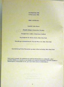 Work Sample: Design and Typesetting by Playright Music Ltd., Dublin & London