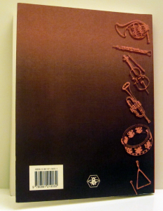 Back Cover with barcode
