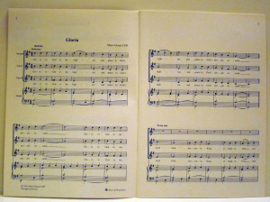 Music typesetting: a sample of work by Playright Music Ltd.